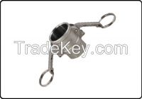type B stainless steel camlock