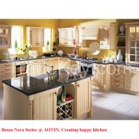 European Style Modular Wooden Kitchen Cabinet Manufacturer