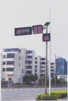 solar traffic signal light supplier from Qingdao