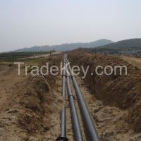 Steel structure Composite nylon pipeline