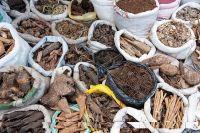 African herbs