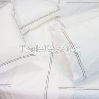 Luxury Embroideried Hotel Bedding Set