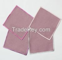 Color Border Embroidered Napkin