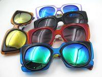 Square Frame Fashion sunglasses for ladies