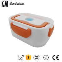 portable PP 1.0L electronic lunch box to keep food warm