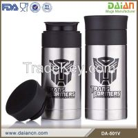 double wall stainless steel vacuum mug thermos