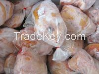 Frozen Whole Chicken, Wings, Feet, Paws, and Legs for Sale