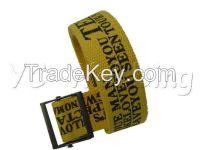 38mm~50mm customise webbing belt