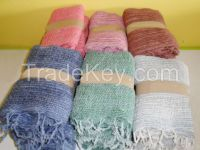 cotton scarves,cotton scarf 100% cotton made in Thailand wholesale 1.70