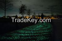 GLOWING WALL PAINT