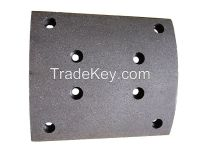 brake lining for heavy duty trucks