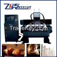 CNC woodworking machine, CNC 3D router FCT-1625C&W-4S