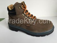 steel toe oil resistant and oil resista safety shoes for work EN 20345