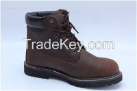 rubber cemented construction safety shoes made in china