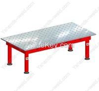 2D Steel Welding Table
