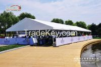 Aluminum Structure Party Tent with PVC Roof Cover