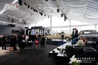 Large Tent For BMW Car Show Event Tent For Fale