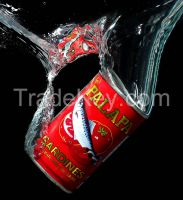 Canned Sardines & Tuna
