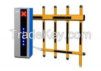 INTELLIGENTIZED ACCESS CONTROL SYSTEM Pedestrian control Fence Arm Vehicle Barriers FJC-D66B