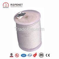 4mm 5mm 6mm 3 Inch Polyamid Nylon Colored Braided Rope Price