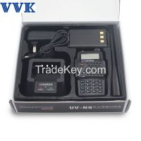 VHF/UHF 136-174MHz/400-470MHz handheld type two way radio explosion proof type walkie talkie