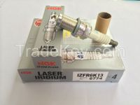 Auto Parts Genuine NGK Laser Iridium Spark Plug Brand new OEM# IZFR6K1