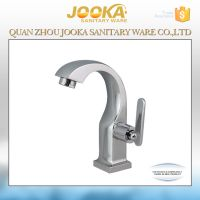 2016 hot sell decked mounted cold water wash basin tap