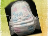 Cheap disponsable Baby Diaper Free Sample sent on request