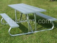 high quality aluminum outdoor tables
