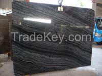 Tree Black stone
