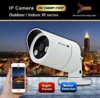 CCTV 720p 1080p 2K Network  IP Camera