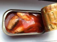 Canned Sardine/ Tuna/ Mackerel in tomato sauce/oil/ brine 155G 425G