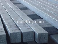 Grade Q235 Hot rolled steel square bar