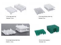 Plastic Egg Hatch Tray