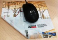 Anti slip Mouse Pad Screen cleaner