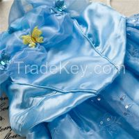 Cinderella costume girls fancy dress