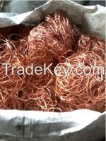 MILL BERRY COPPER SCRAP/COPPER WIRE SCRAP (MILL BERRY 99.99%)