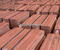 Direct copper cathode supplier