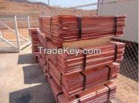 copper cathodes