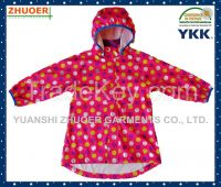 Children PU Rain wears -