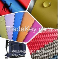 Polyester Oxford Flame  Waterproof Fabric for Tents