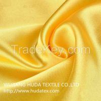 Newest imitated silk satin fabric