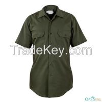 Army Green Women Security Officer Uniforms
