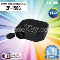 Projector Zymak LED Projector ZP800G With WARRANTY