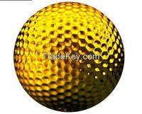 Metal Golf ball Golden Color Golf ball