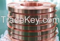 C10400, C10500, C10700 series silver-copper strip