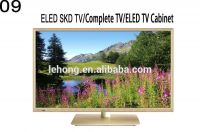 09 Series29 inch  Full HD LED TV Slim-bezel with aluminum alloy