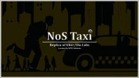 NoS Taxi - A product of NOTO Solutions
