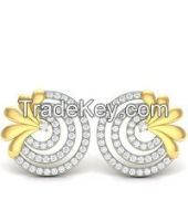 The Carol Diamond Earrings Online