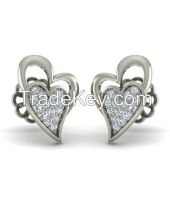 The Delina Silver Jewellery Earrings